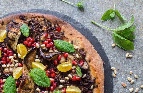 Libanesiske madbrød