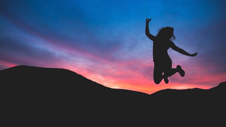 Sådan får du mere glæde i dit liv