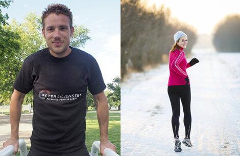 5 gode grunde til at træne ude - også selvom det er koldt!