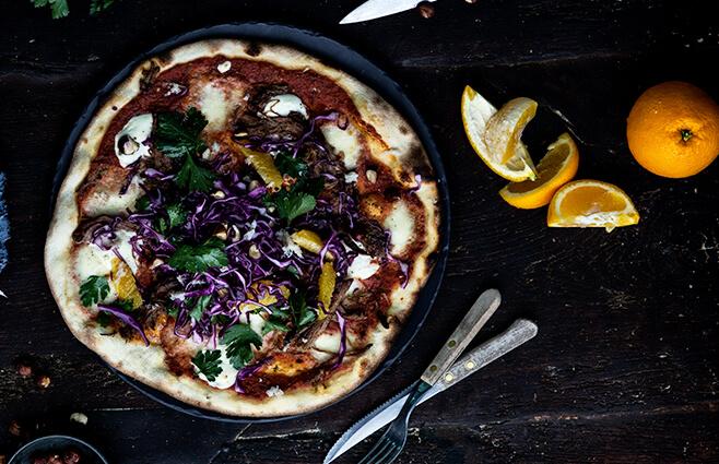 Gorm's julepizza