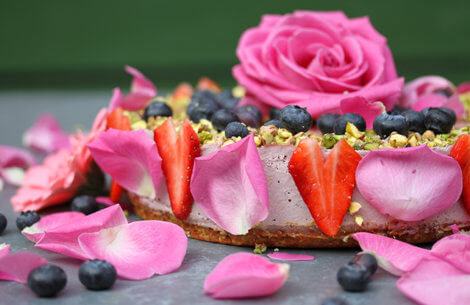 Skaberen af Raw Love Cakes