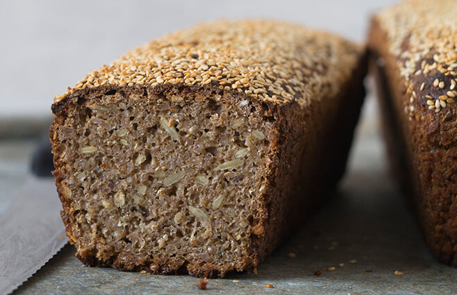 Hvor usundt er det at spise brød?