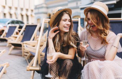 10 ting du skal lave med din bedste veninde i år