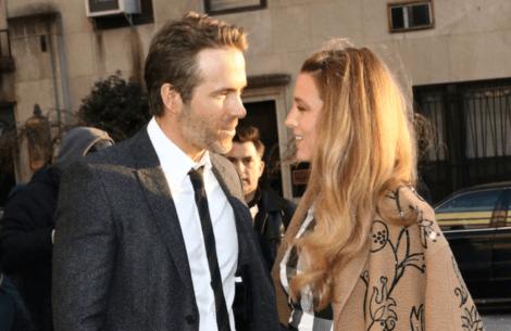Ryan Reynolds: Sådan hjalp Blake mig i en hård tid