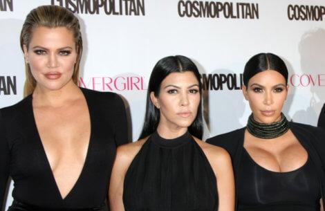 Sådan spiser The Kardashians!