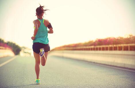 10 fordele ved løb som ikke har med vægttab at gøre