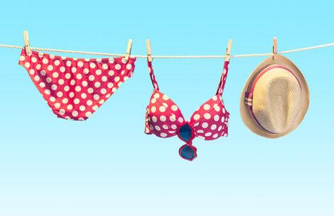Hvilken bikini skal du vælge?