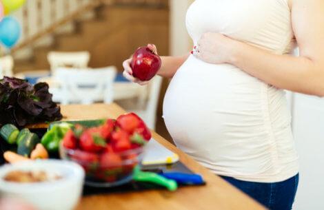 Tips til gode kostvaner under graviditeten