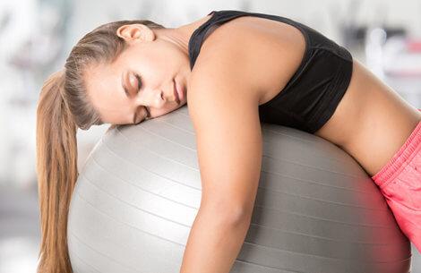 Drop træningen med god samvittighed