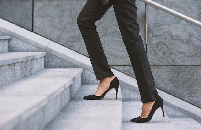 Om kvinder og karriere