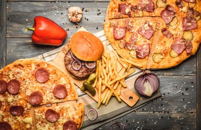 Lækre steder at spise tømmermændsmad i Odense