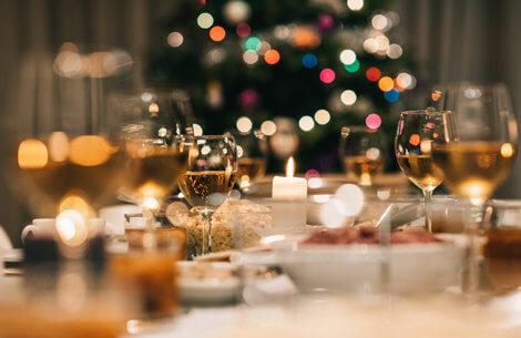 Sådan undgår du at blive forspist til julefrokosten