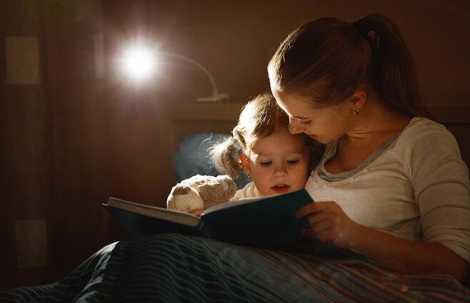 6 gode råd til børn med angst og søvnproblemer