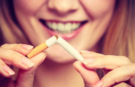 Ønsker du ogsåat stoppe med at ryge?