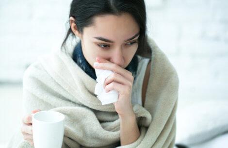 Sig farvel til influenzaen!