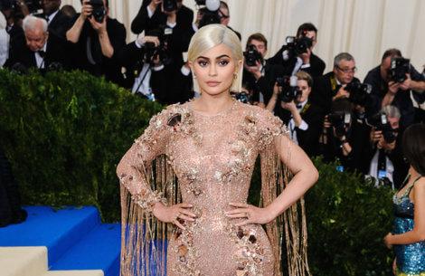 Se billedet: Kylie Jenner deler billede af datterens ansigt