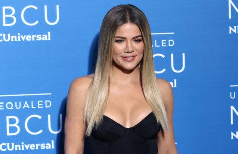 Khloé Kardashian afslører navnet på nyfødt datter