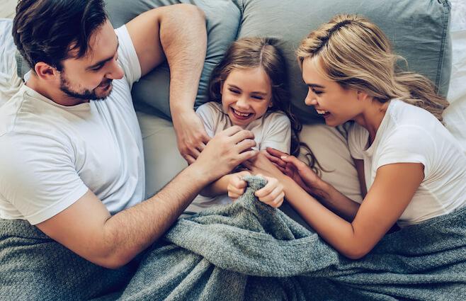 Sexlivet i småbørnsfamilien