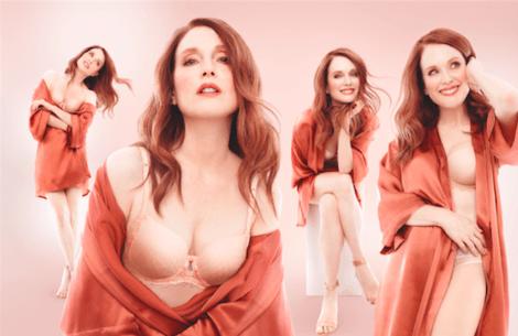 Julianne Moore om stil
