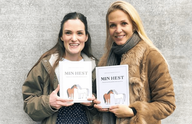 Venindebogen: Tina Lund og Simone Thorup Eriksen
