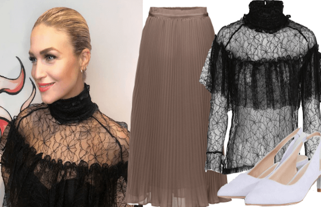 Shop Christianes look: Classy glam