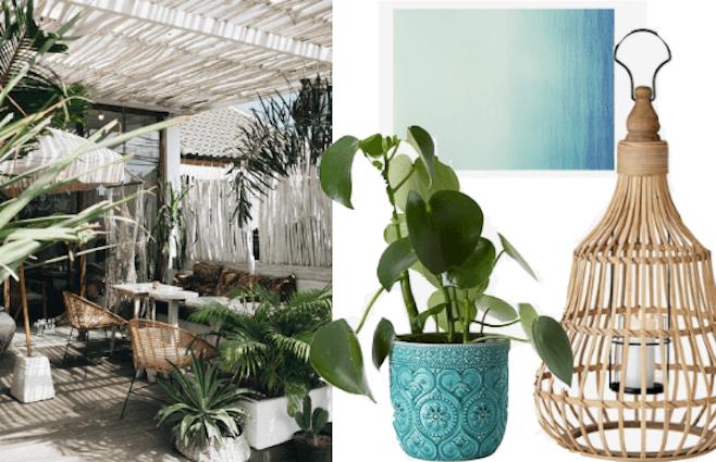 Sådan får du et tropisk inspireret hjem