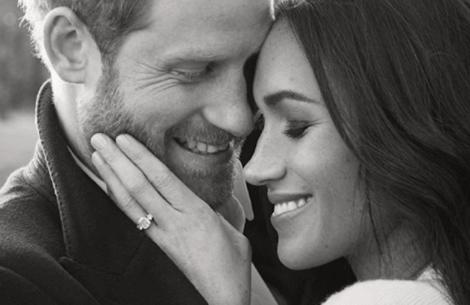 Stort tillykke med kærligheden til Harry og Meghan!