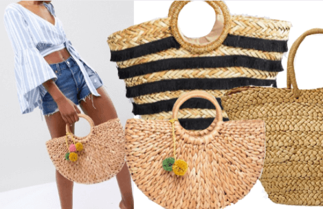 Sommer trend: Fine strandtasker