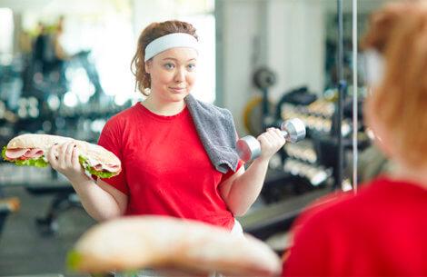 Anne Bech: Forskellen på sund og slank