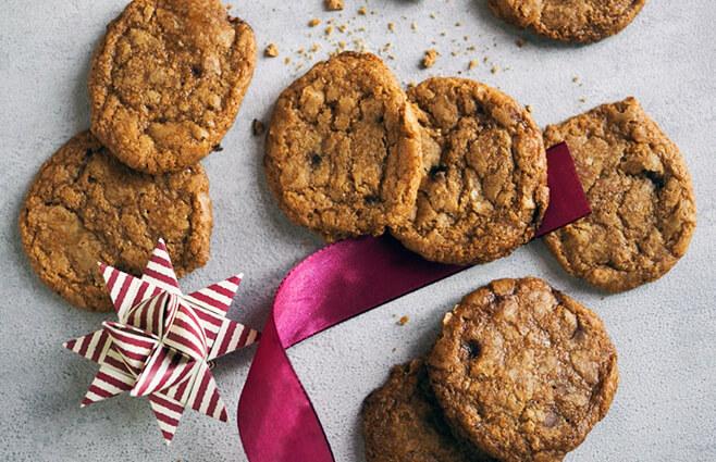Ingefær-småkager