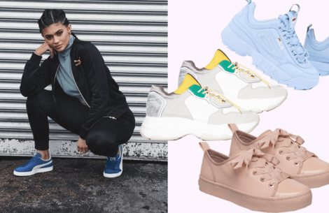 5 farverige sneakers til din sko-garderobe