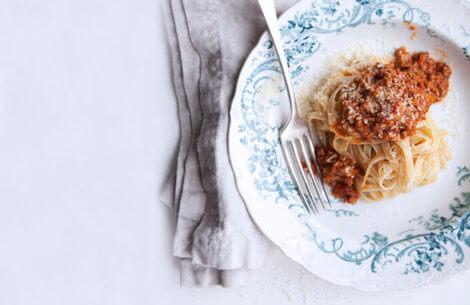 Vores hverdags-favorit: Spaghetti bolognese
