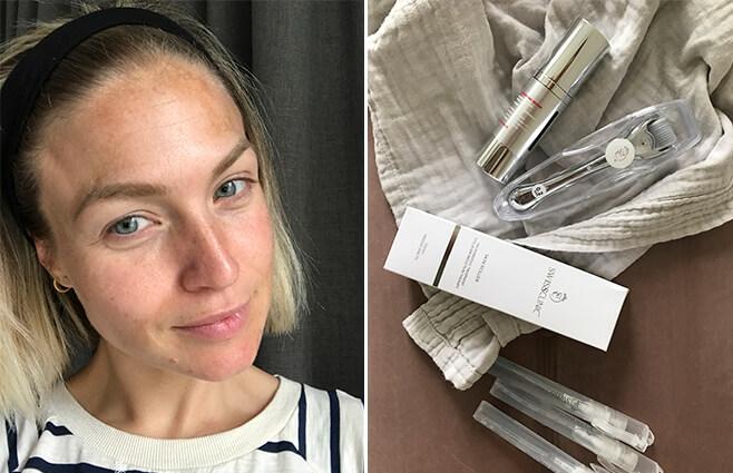 Christiane tester: Det populære Skin Renewal kit fra Swiss Clinic