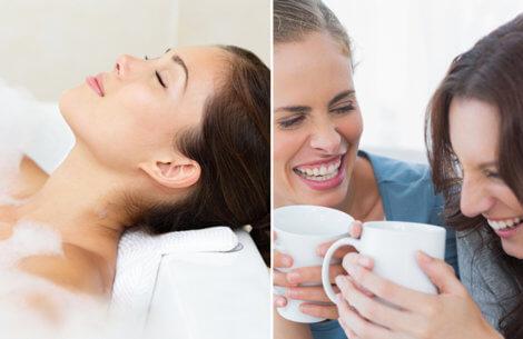 5 utroligt afslappende måder du kan tabe dig på