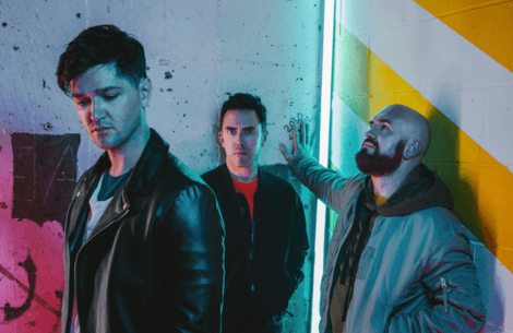 Mandehjørnet: Glen Power fra The Script
