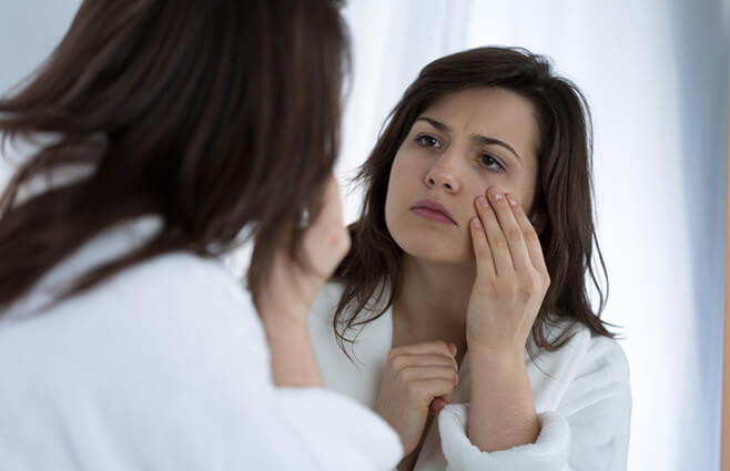 Undgå hvidt salt og få bugt med de mørke rander under øjnene!