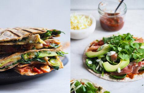 Den perfekte snack: Tortilla slices