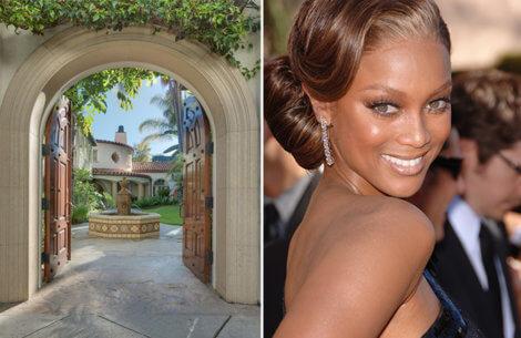 Indret dit hjem som: Tyra Banks