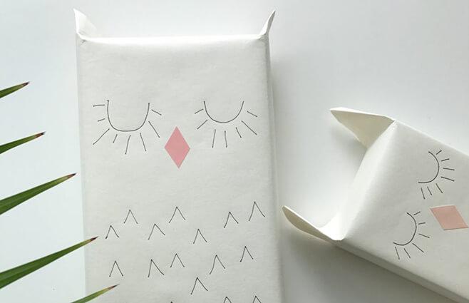 DIY: Sjov indpakning