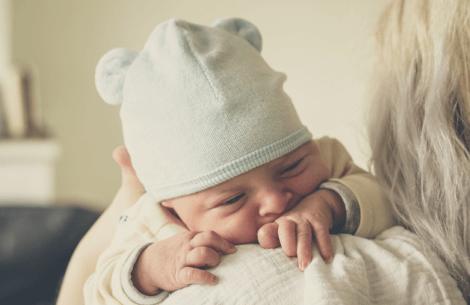 Den Rigtige Jordemoder: Kolik er blevet en skraldespands-diagnose
