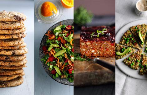 Vegansk velvære: 4 fantastiske opskrifter
