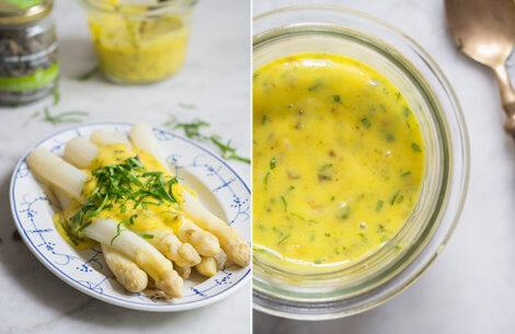 Yndlingssommer-mad: Hollandaise på hvide asparges