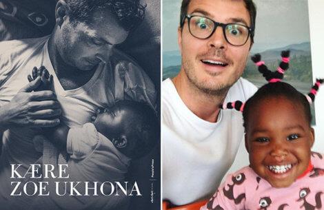 Nu kan du købe 'Kære Zoe Ukhona'!