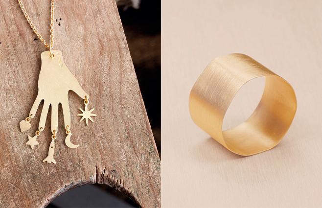 Smykker fra Goldfingers