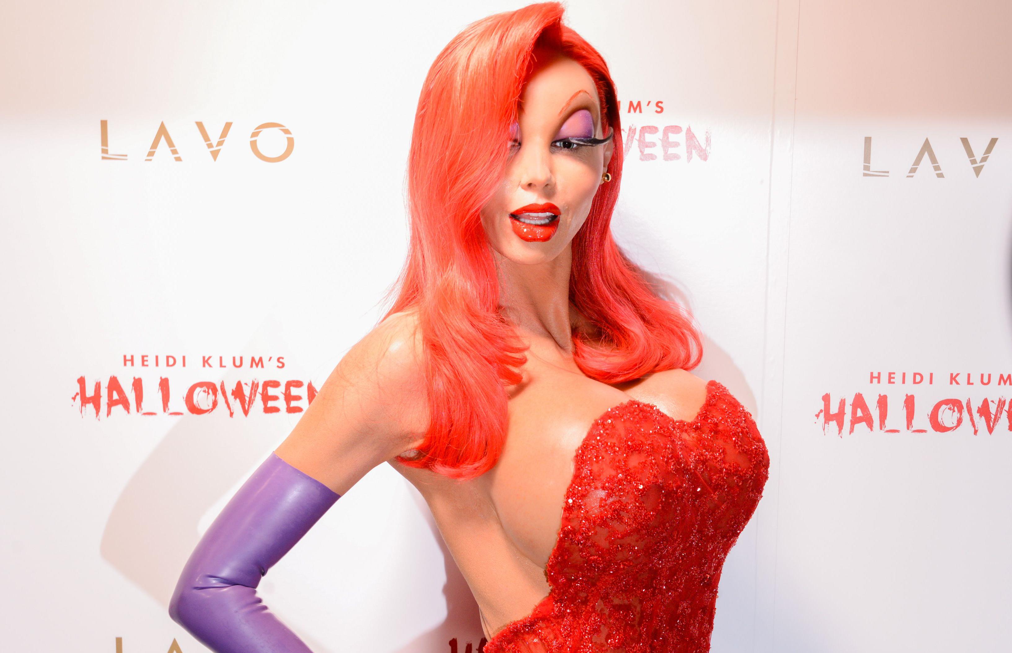 Heidis Halloween kostumer » ChriChri