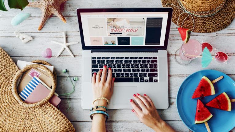sikker online shopping